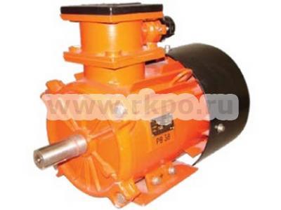 Электродвигатель взрывозащищенный ВРП 160М6 фото 1