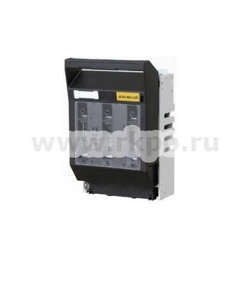 Вводной рубильник HVL 00-3/9 160A 3P фото 1